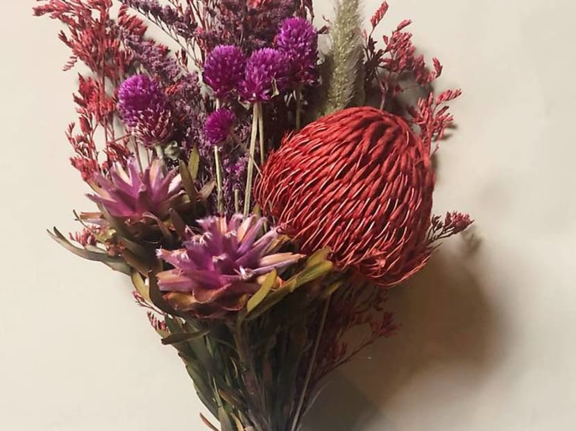 Last minute Valentine's Day idea: Skip the fresh roses and try dried flowers instead