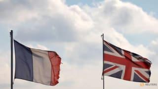 报道:法国防长取消与英国防长的会面