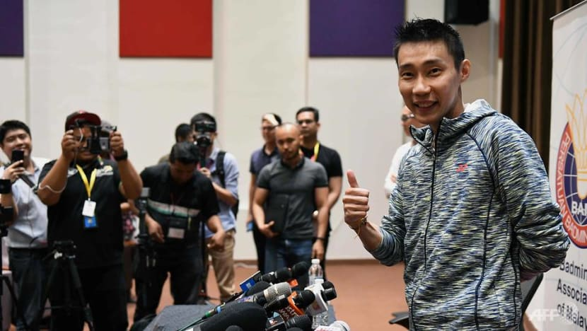 'I'll come back soon': Malaysian star Lee Chong Wei refutes talk of retirement