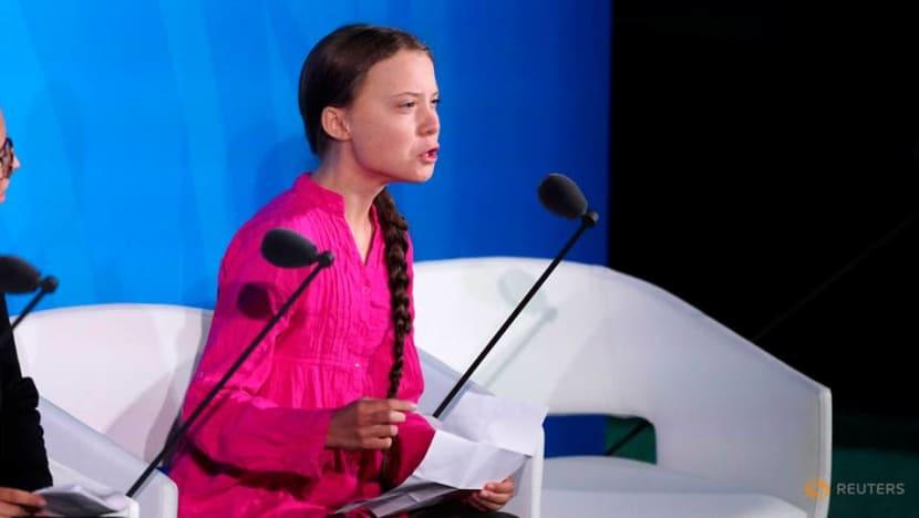 'How dare you?' Greta Thunberg asks world leaders at UN summit