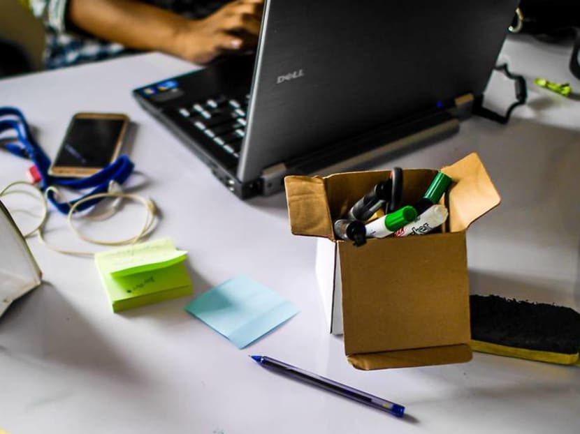 Commentary: How clean is your desk? The unwelcome reality of office hygiene