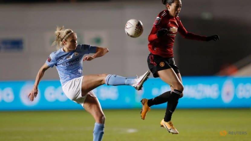 Weir wonder goal helps Man City to 3-0 derby win over Man United