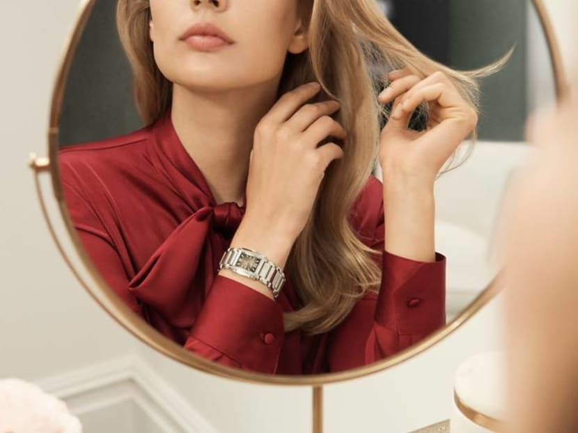 Return of a classic: Patek Philippe's signature ladies' watch gets a new face