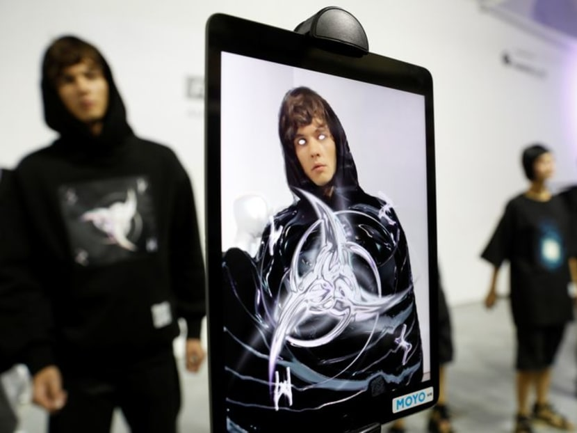 Augmented reality collection by Ukrainian brand hits runway
