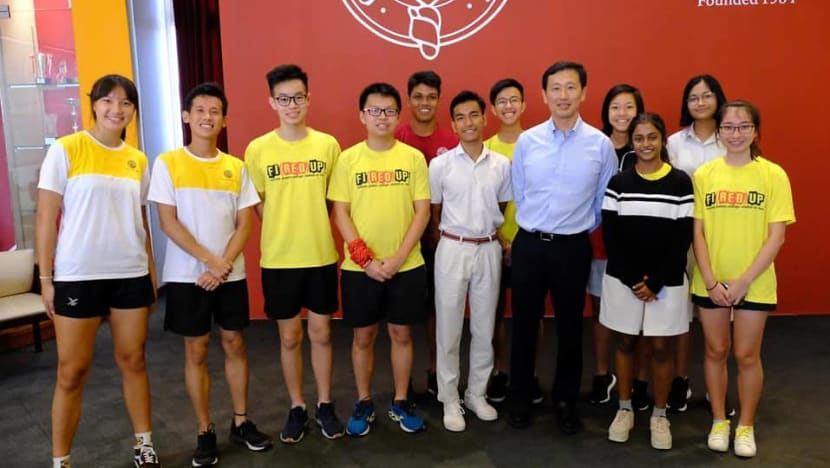 Attendance at Victoria Junior College 'very normal' despite coronavirus situation: Ong Ye Kung