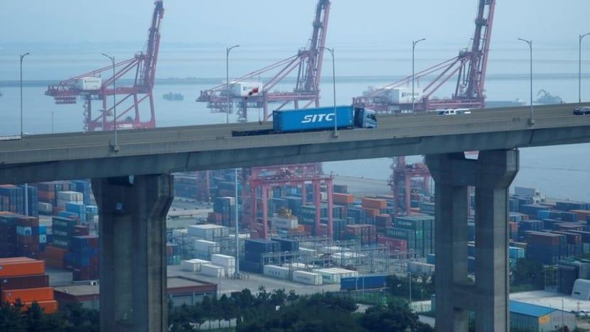 S Korea Aug 1-20 exports surge 40.9per cent y/y -customs agency