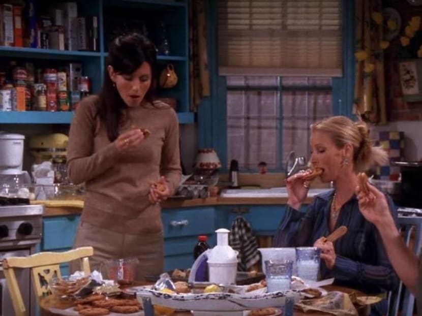 What does TV food really taste like? We tried baking Phoebe's cookies from Friends