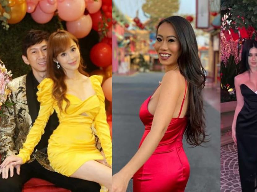 Hermes 'oranges', Chinatown visits: How Bling Empire's cast rang in CNY