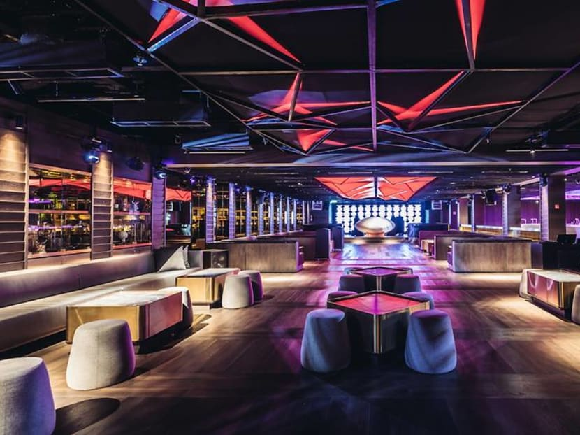 Zouk turns Capital lounge into pop-up restaurant serving gourmet dishes