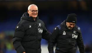 Watford reacted well after Liverpool thrashing to stun Everton - Ranieri