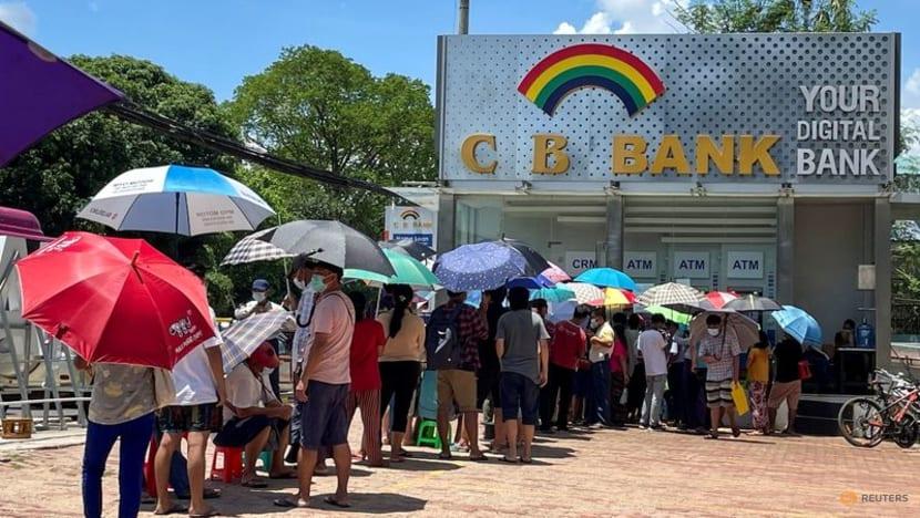 Myanmar's junta powerless as currency drops 60% in four weeks, economy tanks