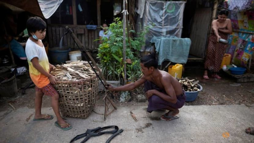 'Eating rats': Myanmar's second COVID-19 lockdown drives hunger in city slums