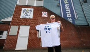 Buyer found for Bury FC and the club's home ground
