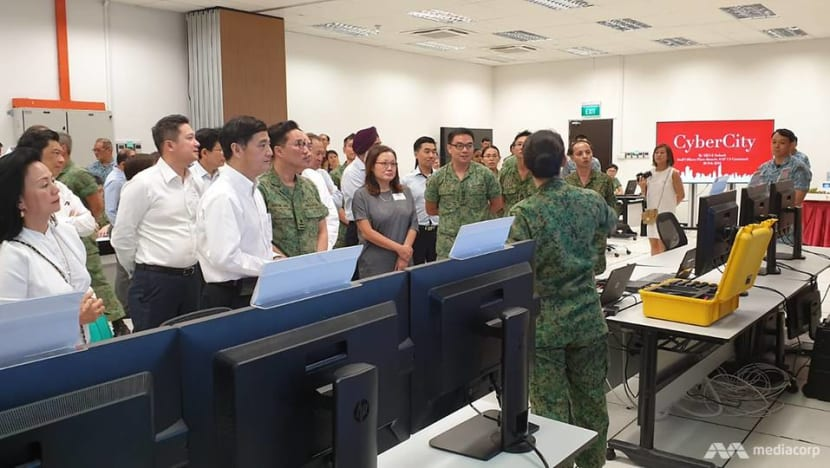 MINDEF to recruit 300 cybersecurity experts, opens cyber training school