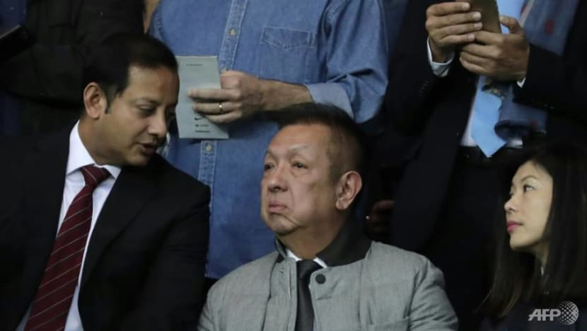 Commentary: Peter Lim's romance with owning a football club appears in trouble