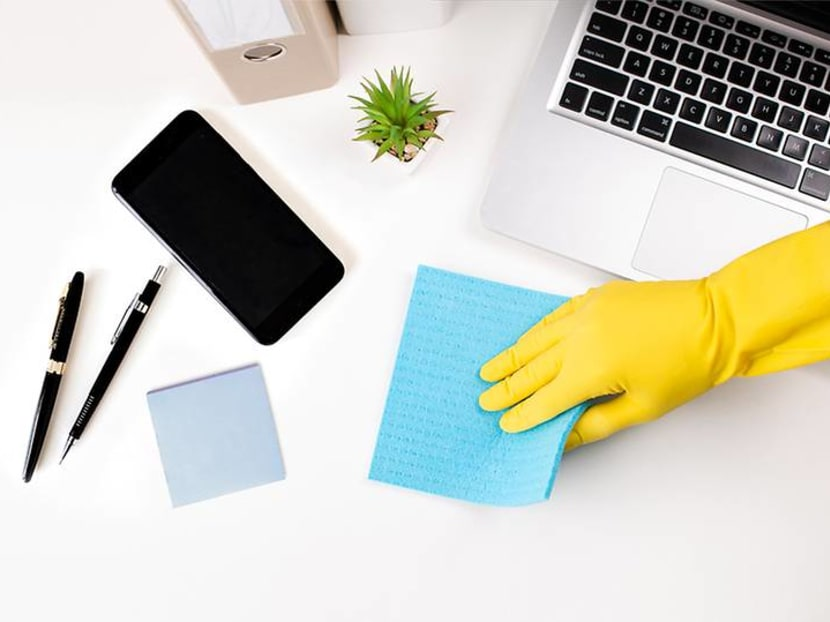 Why you still need to clean your office space after the pros are done disinfecting it