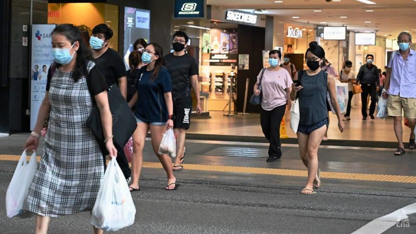 5 new locally transmitted COVID-19 infections in Singapore; 1 new cluster identified