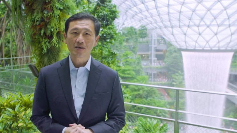 Requirements for Singapore-Hong Kong air travel bubble not meant to be 'totally symmetrical': Ong Ye Kung