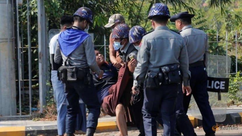 Myanmar junta warns public not to hide fugitive protesters