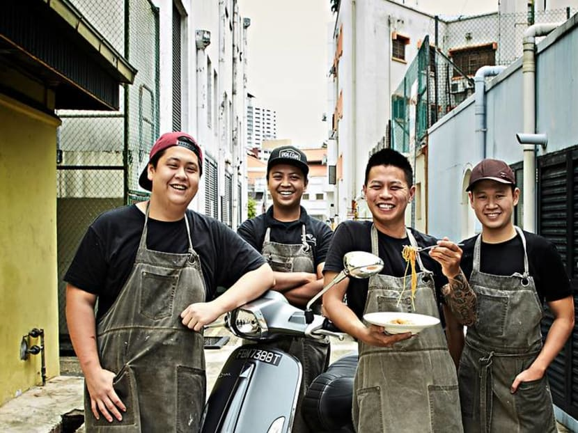 S$50 tips and caring messages: How diners support their favourite restaurants