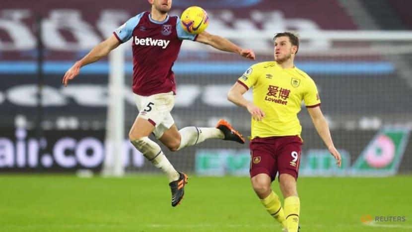 Football: Antonio earns West Ham win over Burnley