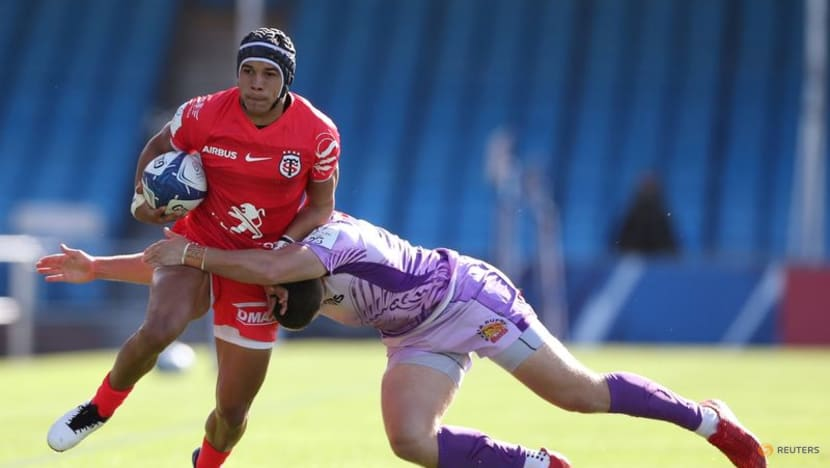 Rugby:South African winger Kolbe joins Toulon from rivals Toulouse