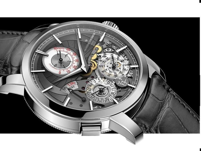 Vacheron Constantin fixes the most annoying thing about perpetual calendars