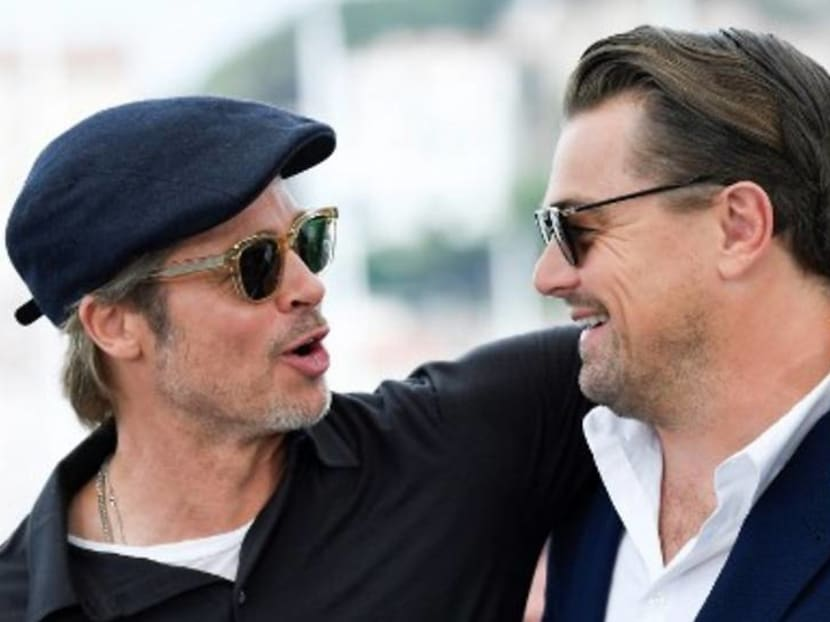 What do Leonardo DiCaprio and Brad Pitt get up to on their boys' nights in?