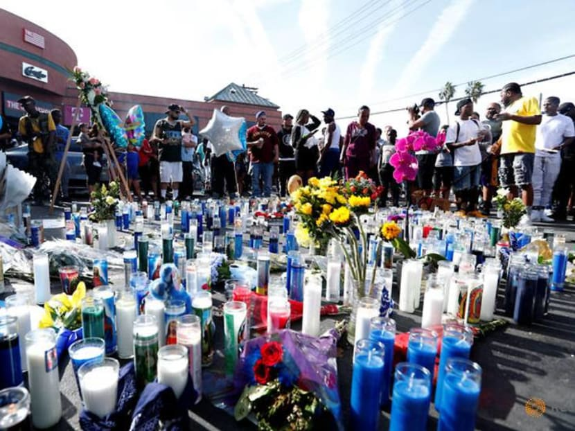 Suspect arrested for shooting Nipsey Hussle was motivated by personal dispute: LAPD