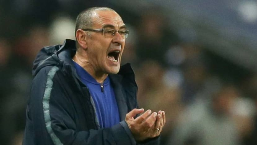 Chelsea won't give Sarri long, he needs to try something different