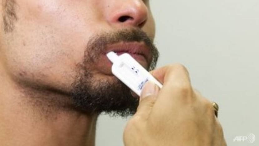 Concerned about HIV infection? Think twice before buying a self-test kit online