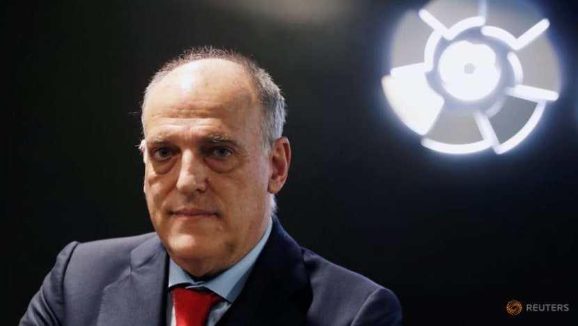 Football: Tebas dismisses court ruling asking UEFA to revoke action against Super League trio