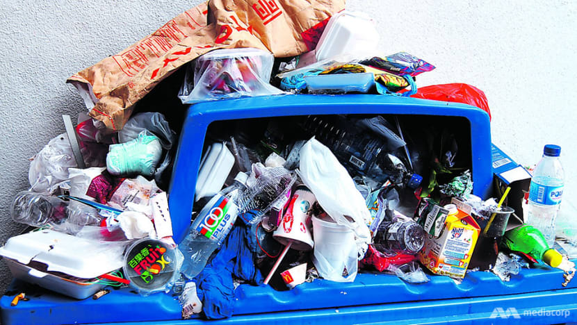 Commentary: Recycling bins are for recyclables, not junk