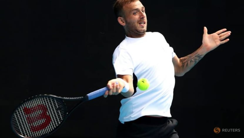 Briton Evans claims maiden ATP title at Murray River Open