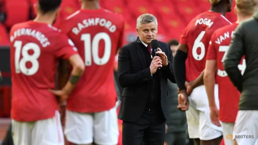 Football: Europa League win would propel Man Utd to greater heights, says Solskjaer