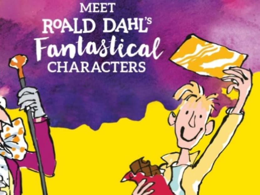 McDonald's New Zealand offering Roald Dahl books as Happy Meal toys