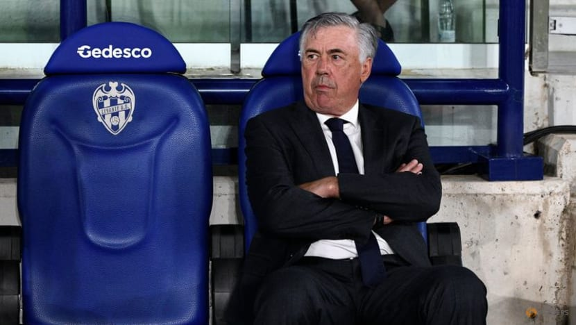 Soccer - With or without Mbappe, Real can compete with anyone, says Ancelotti