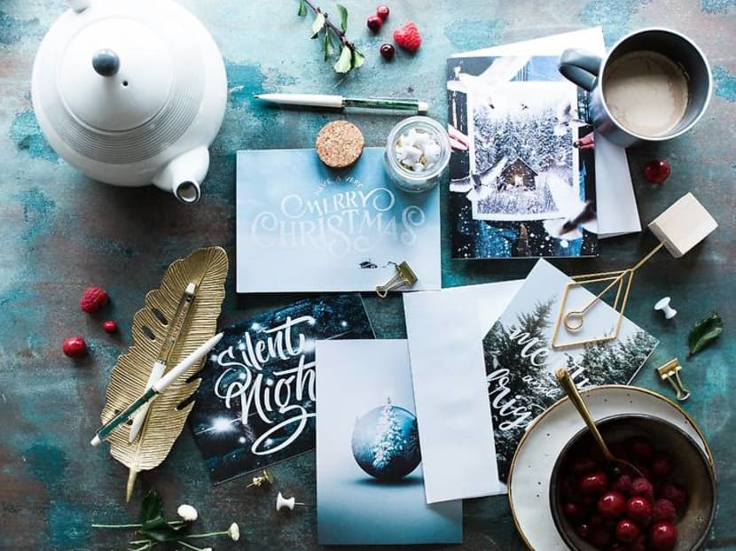 Show you care by sending a holiday card during a stressful year