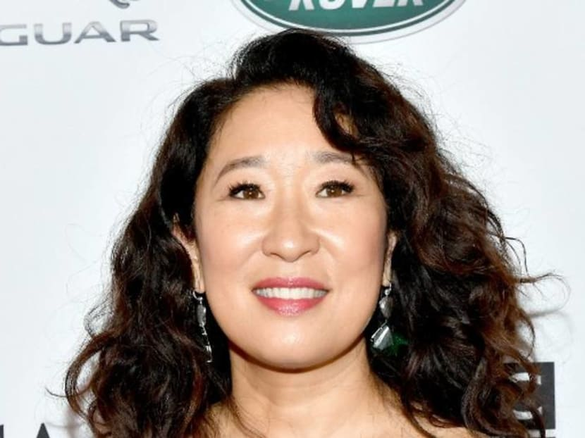 'I'm proud to be Asian': Killing Eve actress Sandra Oh speaks up at Stop Asian Hate rally