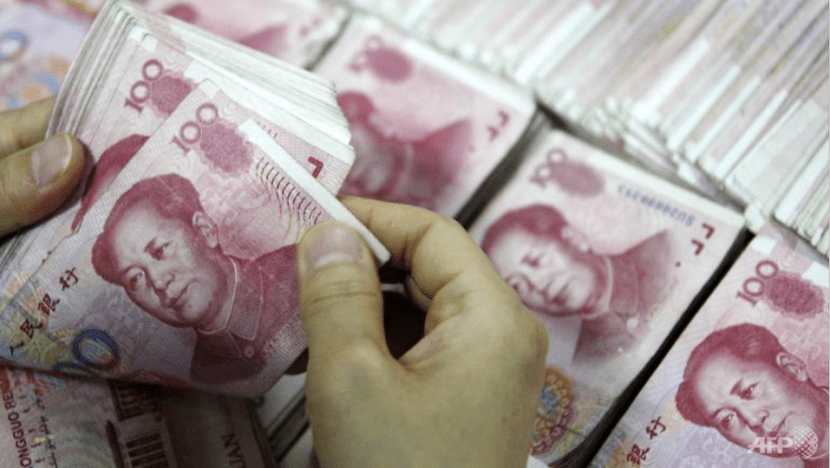 China leaves benchmark lending rate unchanged for second straight month