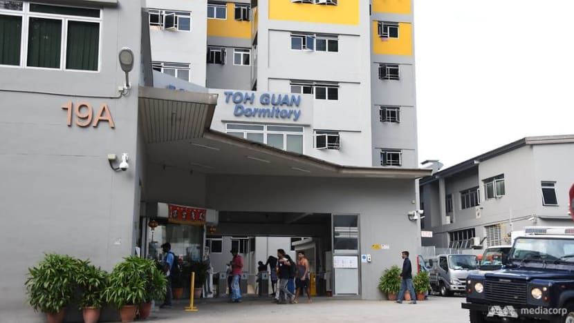 COVID-19: Toh Guan Dormitory declared an isolation area under Infectious Diseases Act