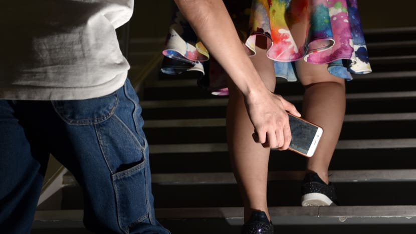 Repeat offender gets jail for taking upskirt videos of girls, women near SUSS, SIM and train stations