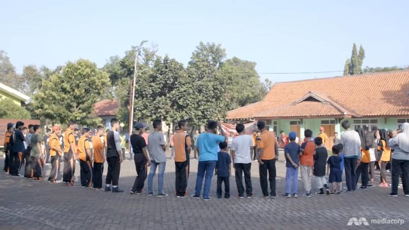 Child suicide bombers, and the shelter rehabilitating them in Indonesia