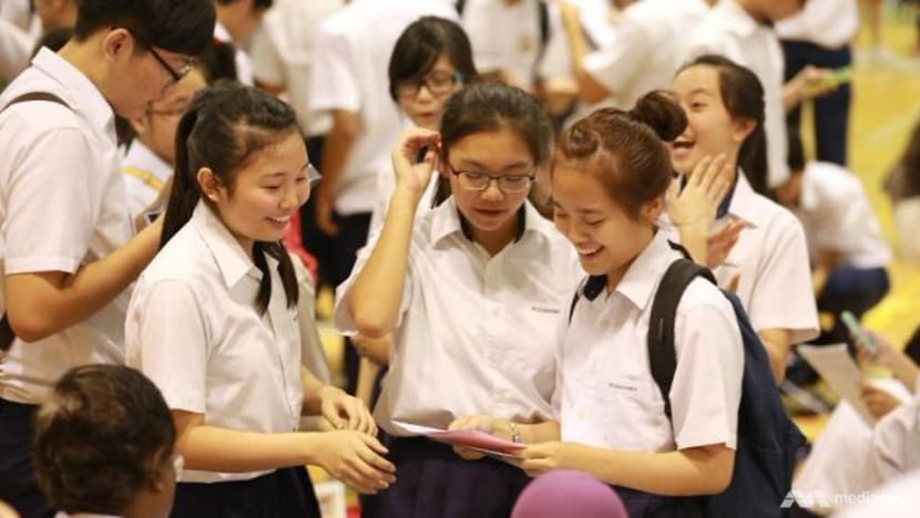 O-Level results: Record 84.8% score at least 5 passes, highest since 1995