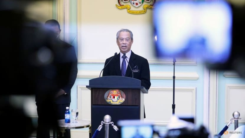 Malaysian PM Muhyiddin to make announcement on political future on Monday: Reports