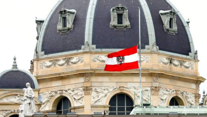 Austria admits security failings over Vienna gunman