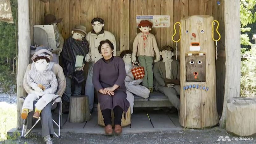 The village with dolls but no children – and Japan's existential crisis