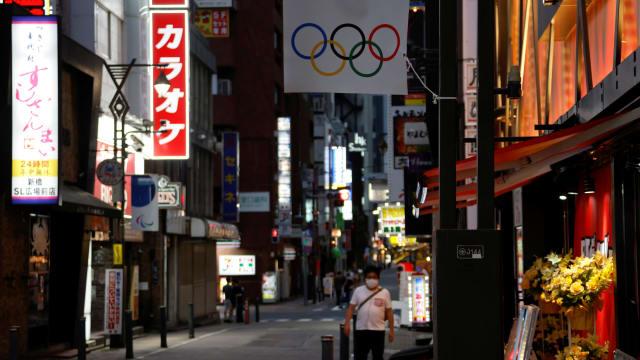 日本第五波疫情逐渐扩大 多处新病例写新高