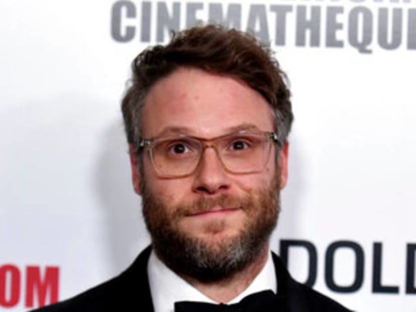 Seth Rogen's first book, Yearbook, out in May with a 'bunch of funny stories'