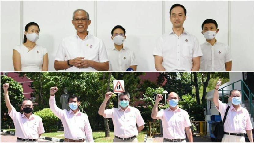 GE2020: Refreshed PAP team to face challenge from NSP in Tampines GRC